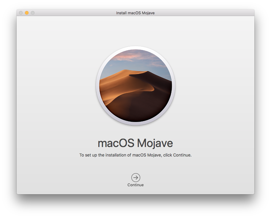 How Make macOS 10 14 Mojave USB Boot Installer | Wico's logbook